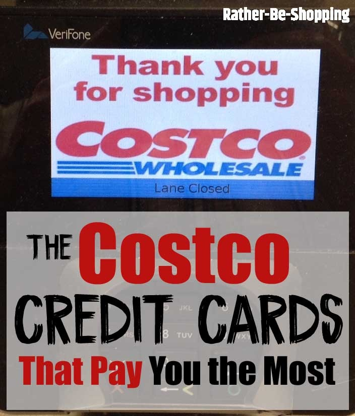 Which Costco Credit Card Pays You The Most Money?