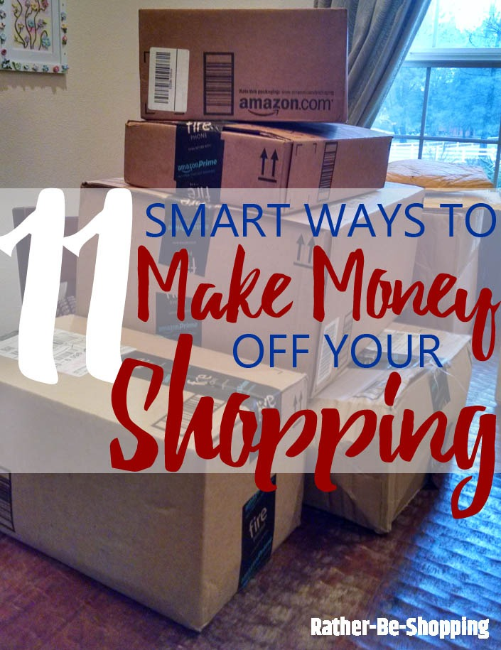 11 Smart Ways to Make Money Off Your Holiday Shopping
