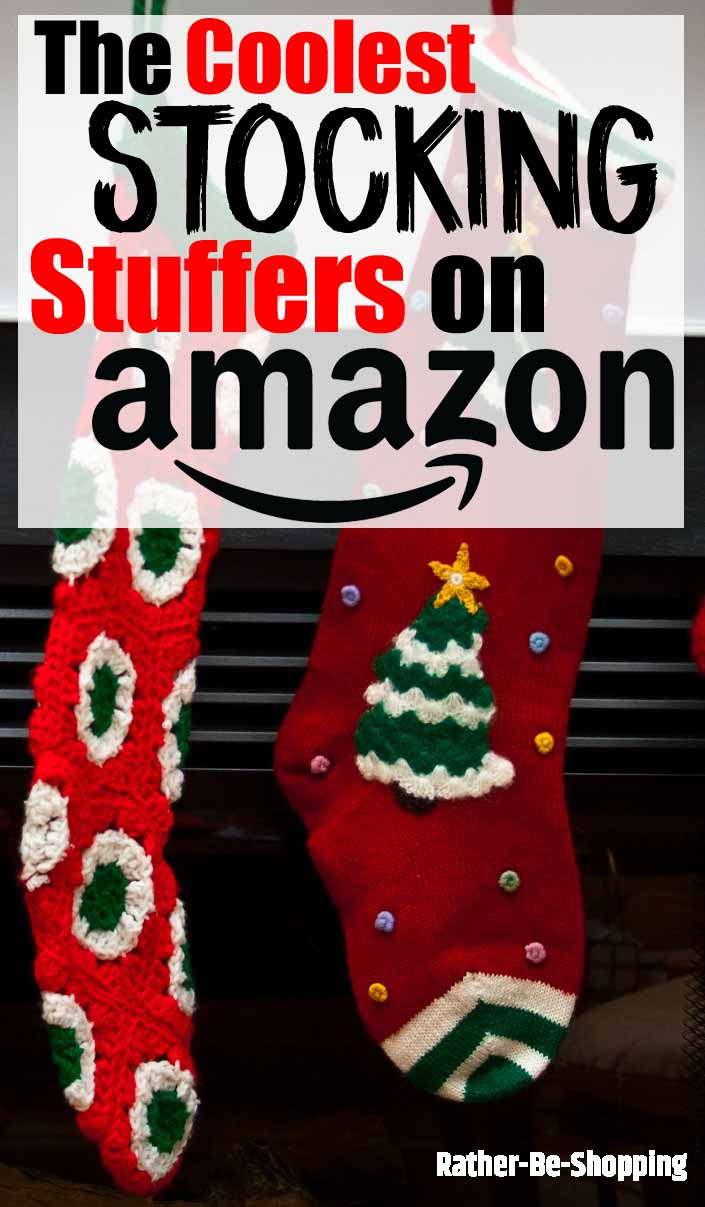 The 24 Coolest Stocking Stuffers on Amazon (For Kids, Teens and Adults)