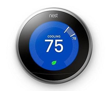 Nest Thermostat 3rd Generation