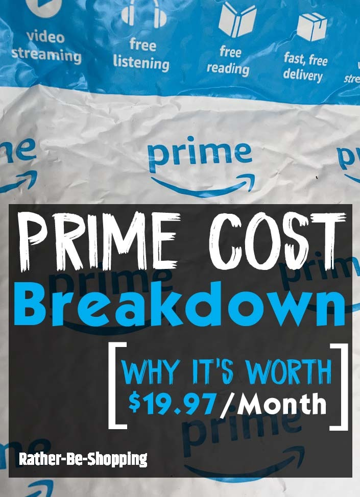 Amazon Prime Cost Breakdown: Why Prime is Worth $19.97 Per Month