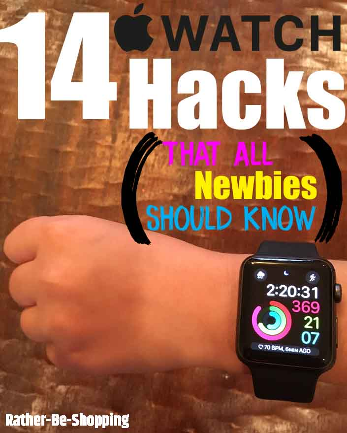 The 14 Apple Watch Hacks That All Newbies Need to Know