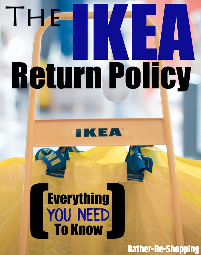 IKEA Return Policy: All Your Burning Questions Answered on One Page
