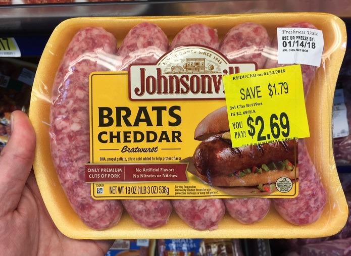Walmart Meat Price Tag