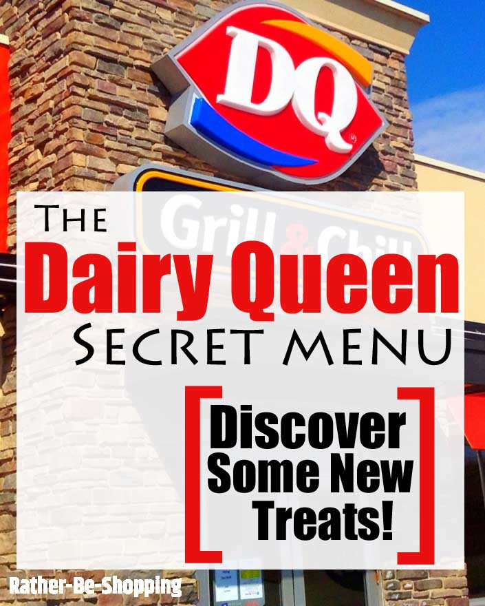 Dairy Queen Secret Menu: Get Your Blizzard On With These Tasty Treats