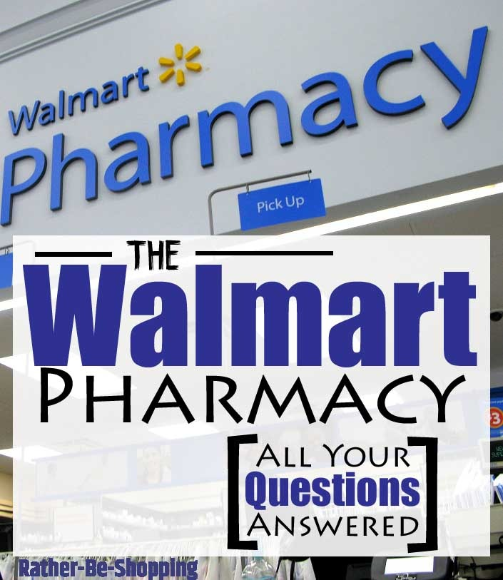 Walmart Pharmacy: Your 7 Burning Questions Finally Answered