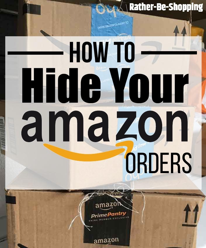 How to Hide Orders on Amazon (The Easy Steps to Make It Happen)