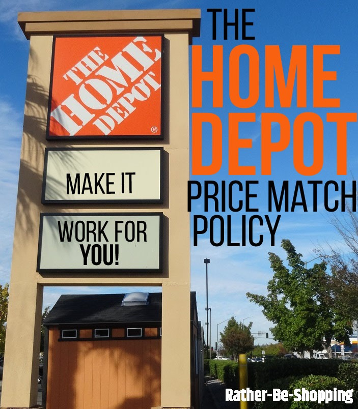 Want a Home Depot Price Match? Here's How to Make It Happen