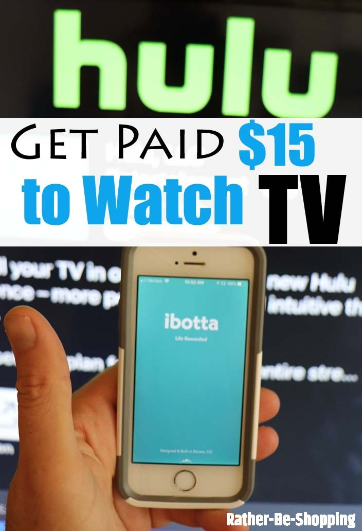 Get Paid $15 Cashback to Watch TV via Hulu and Ibotta
