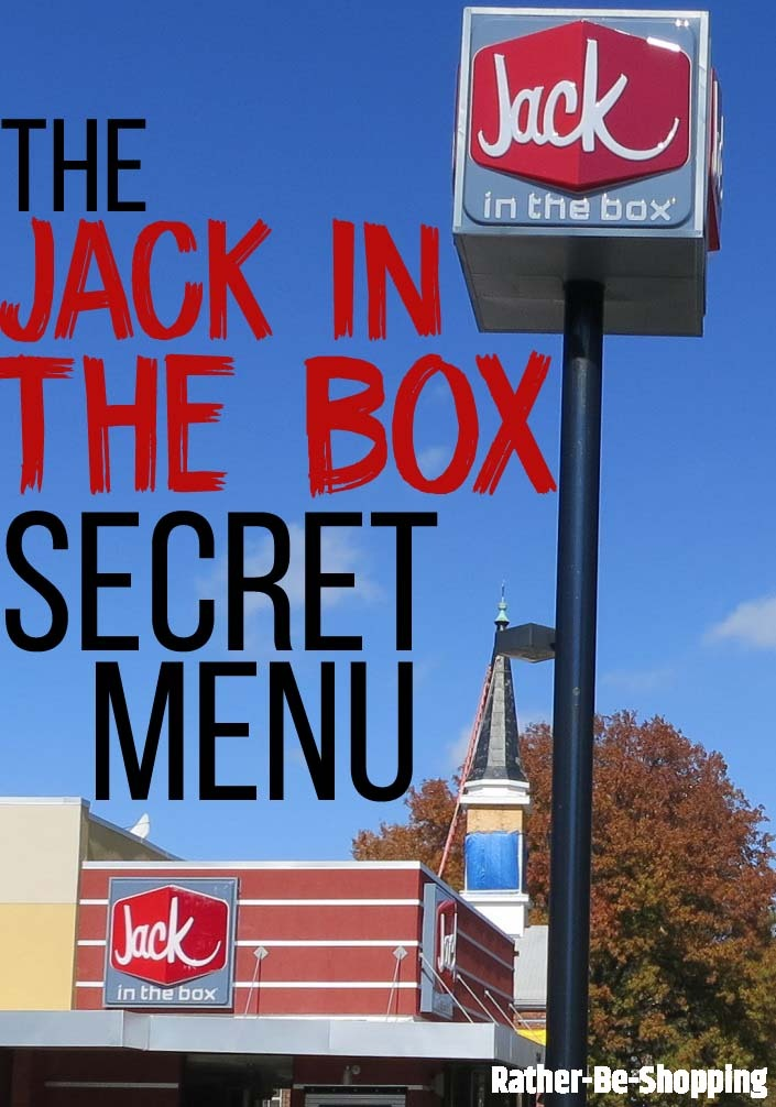 Jack In The Box Secret Menu: 7 Items That'll Make Your Stomach Growl (and Grow)