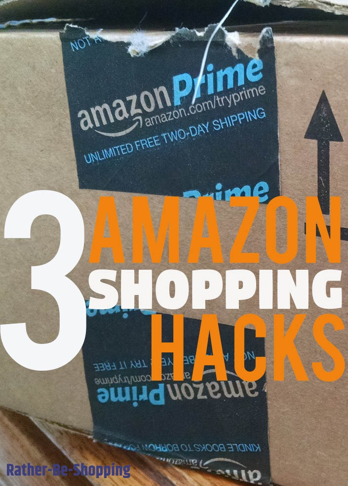 3 Amazon Shopping Hacks That'll Blow Your Mind