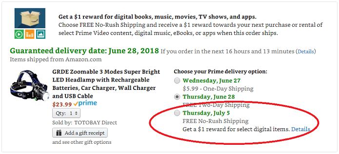 Amazon Credits