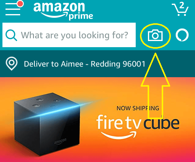 Amazon Camera App