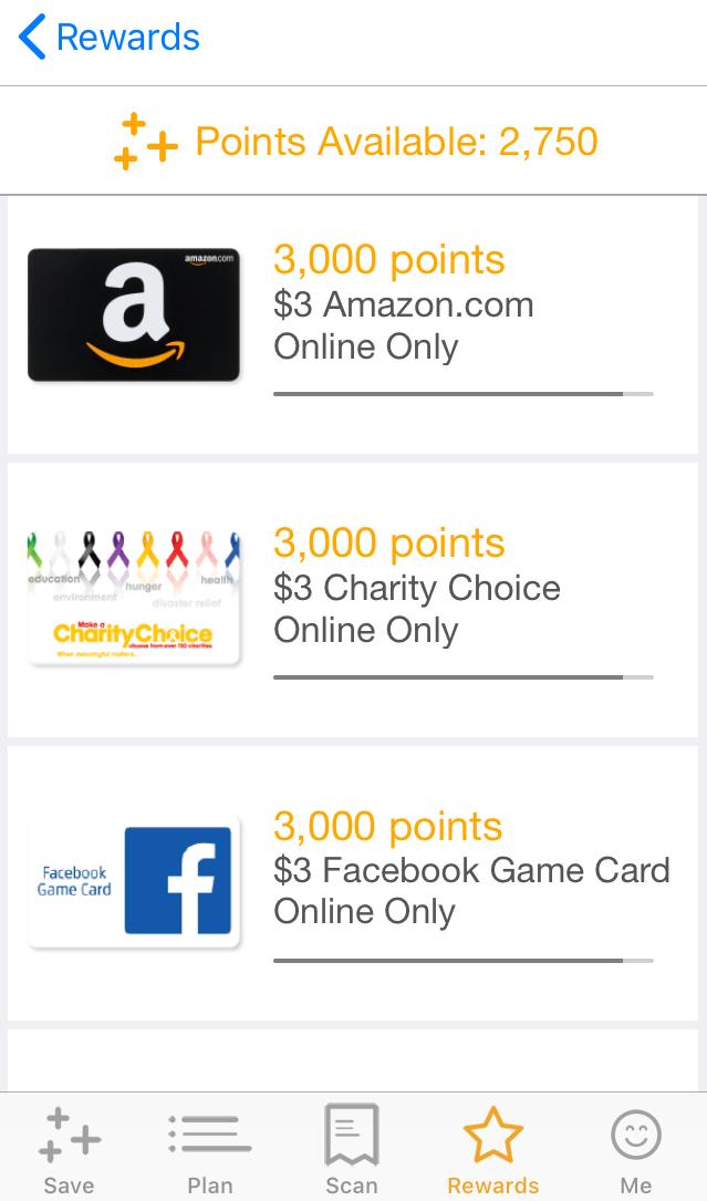 App Rewards