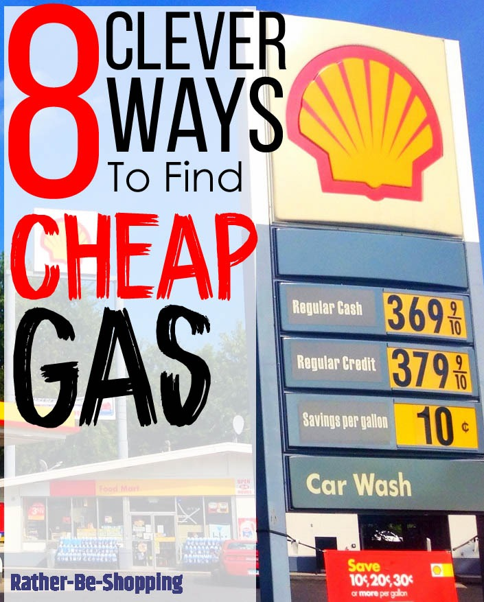 8 Clever Ways I Always Find Cheap Gas Near Me and Save Money