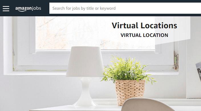 Work for Amazon