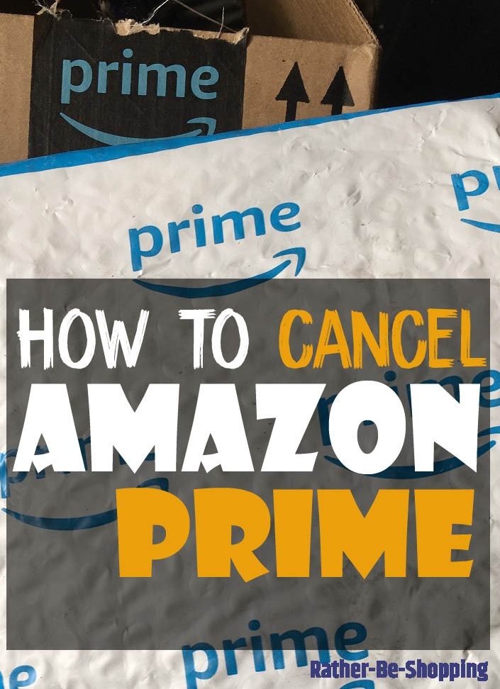 How to Cancel Your Amazon Prime Membership and Get a Refund