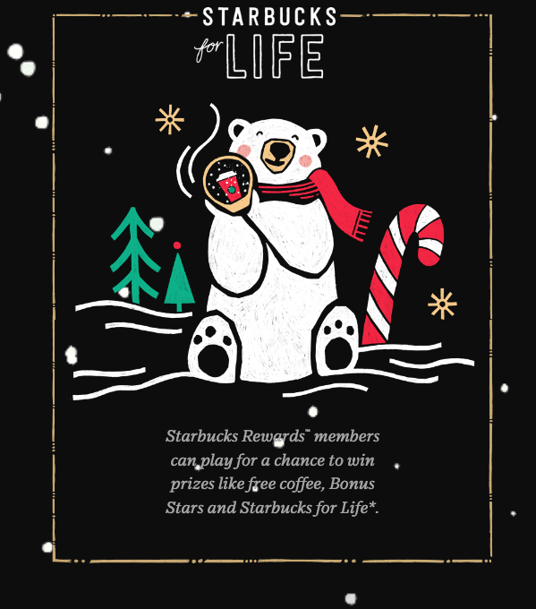 Free Starbucks For Life Is Back and WAY Better Than Before