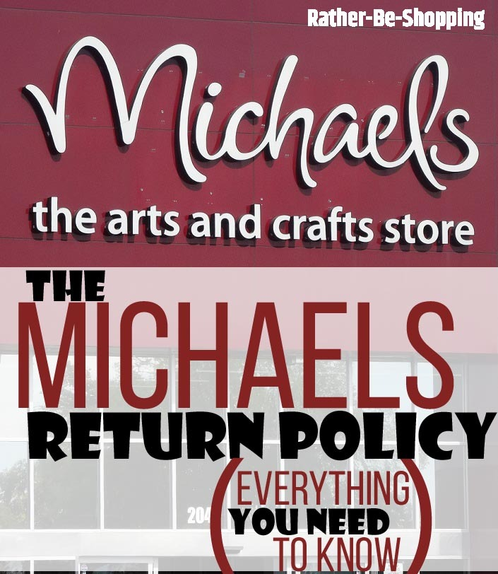 Michaels Return Policy: Get Crafty and Shop Smart