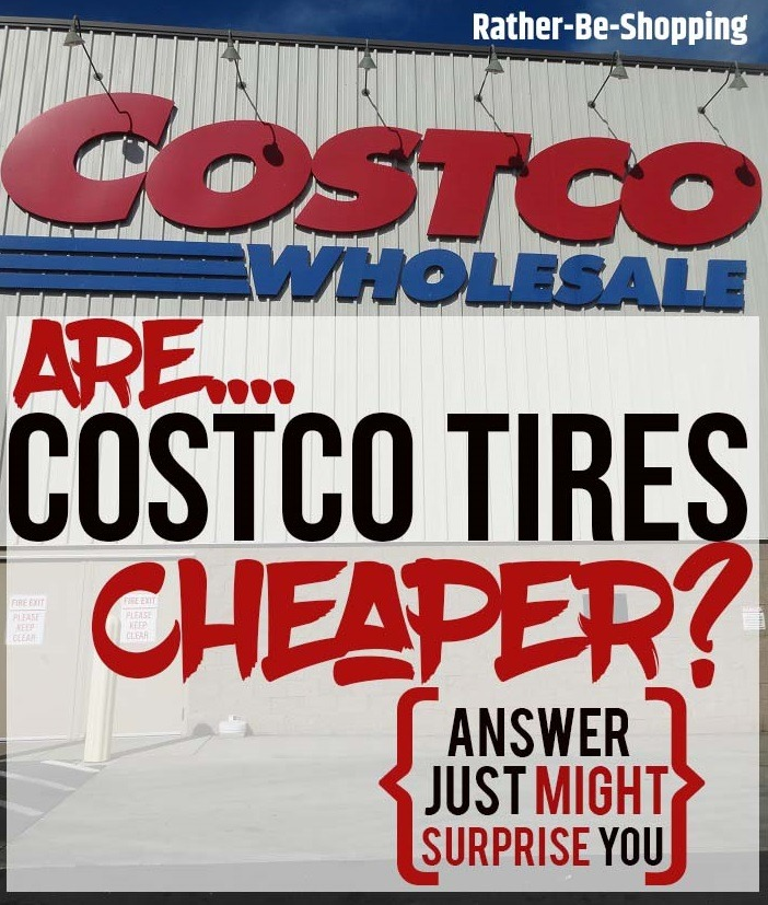 Are Costco Tires Cheaper? Here's How Costco Prices Stack Up