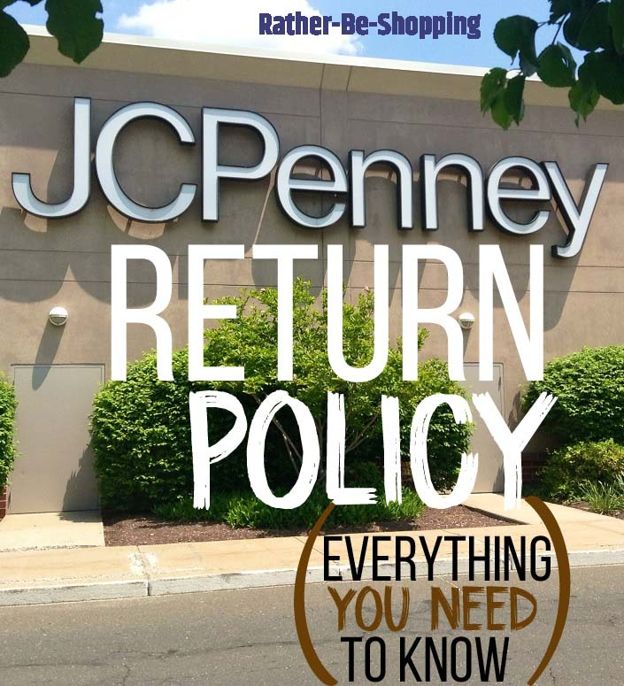 JCPenney Return Policy: 8 Questions Answered So You Can Shop Smart