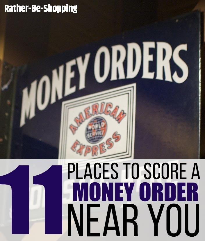 11 Best Places To Get Money Orders Near Me With Prices Too