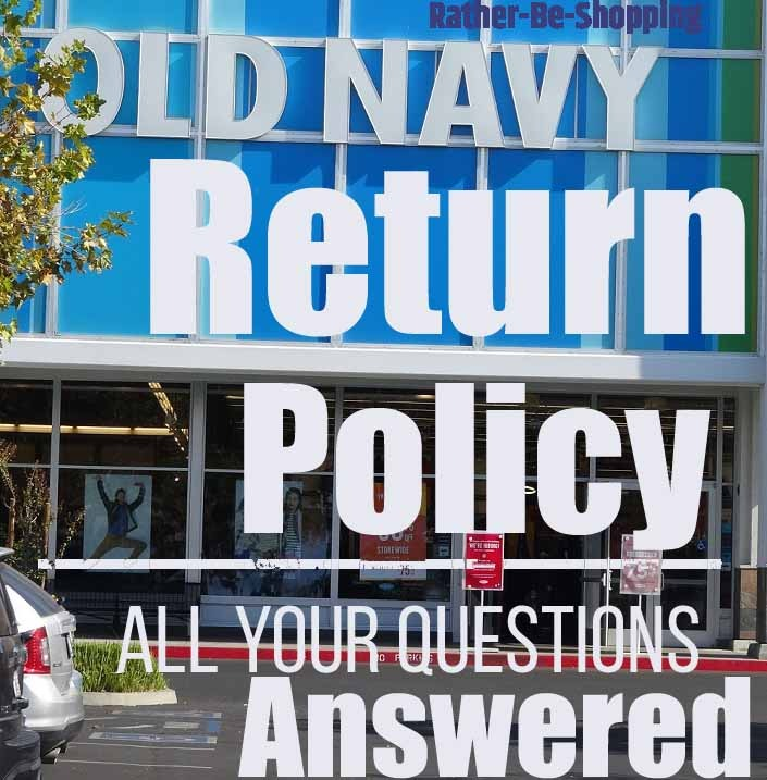 Old Navy Return Policy: Here's Exactly How It Works