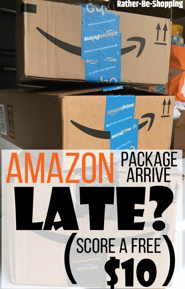 Amazon Prime Package Arrives Late? Here's What You Can Get for FREE