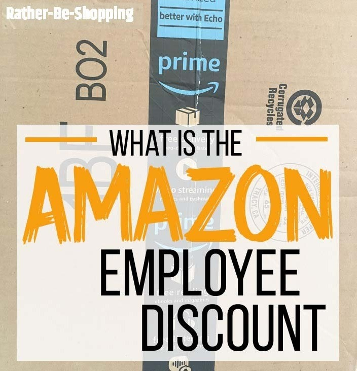 Amazon Employee Discount: The Nuts & Bolts So You Can Take Advantage