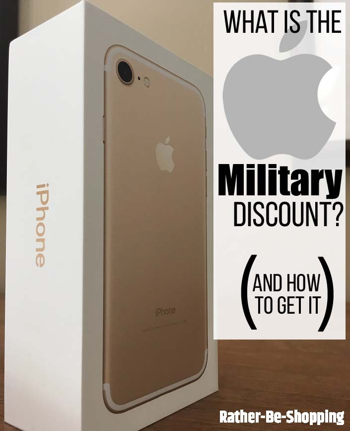 Apple Military Discount: What Is It and How to Get It
