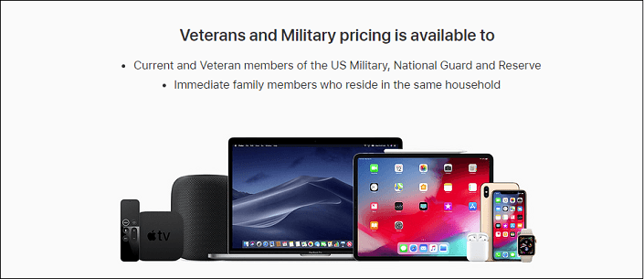 Military Discount Eligibility