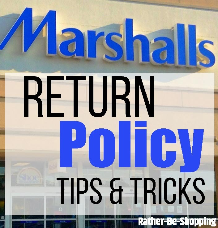 Marshalls Return Policy: Everything You Need to Know + Insider Tips for Success