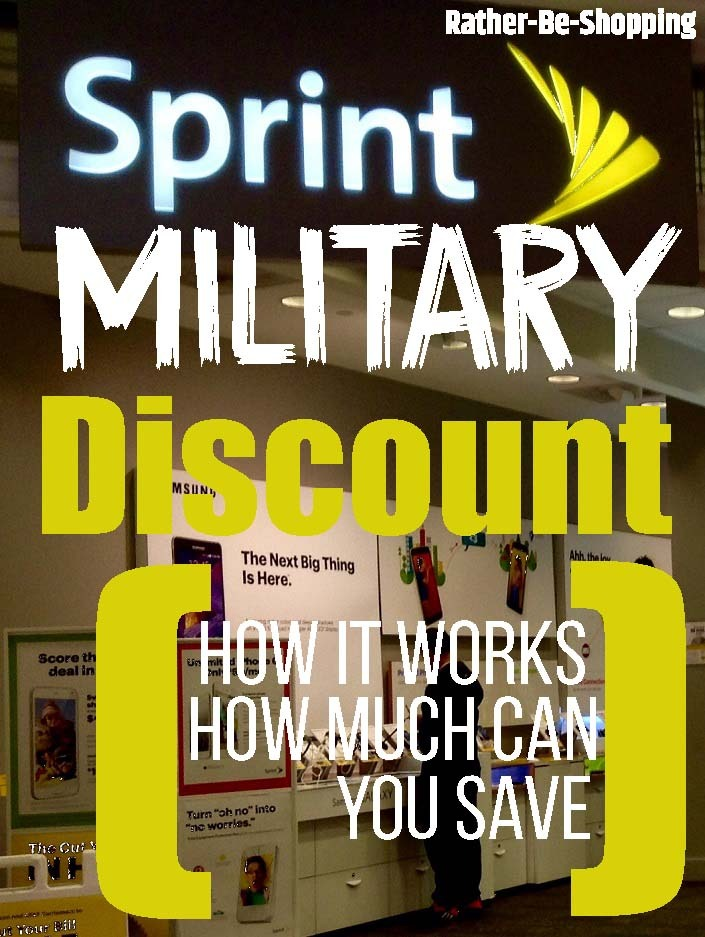 Sprint Military Discount: Huge Savings for Military Families