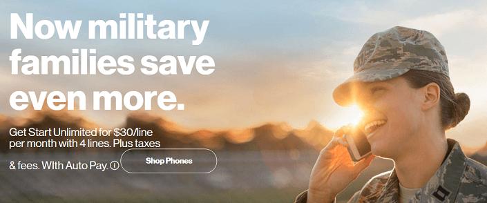 Verizon Military