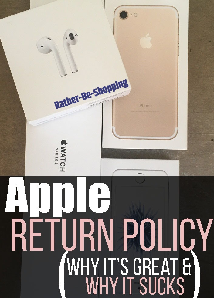Apple Return Policy: 5 Reasons Why It Sucks & 7 Reasons Why It's Great