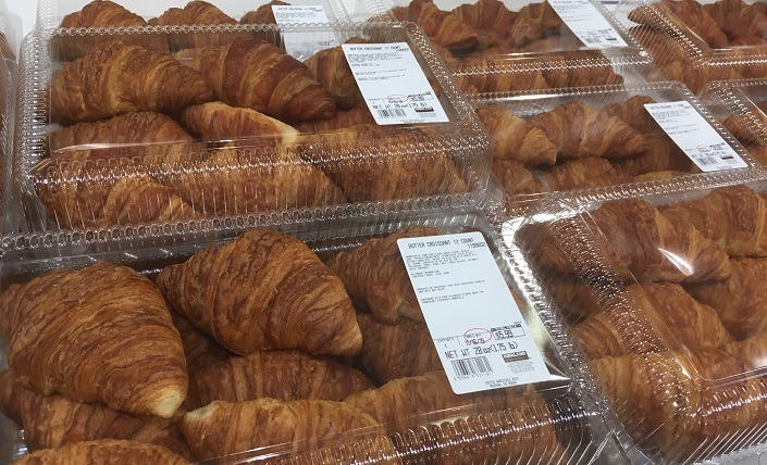 Costco Fresh Croissants
