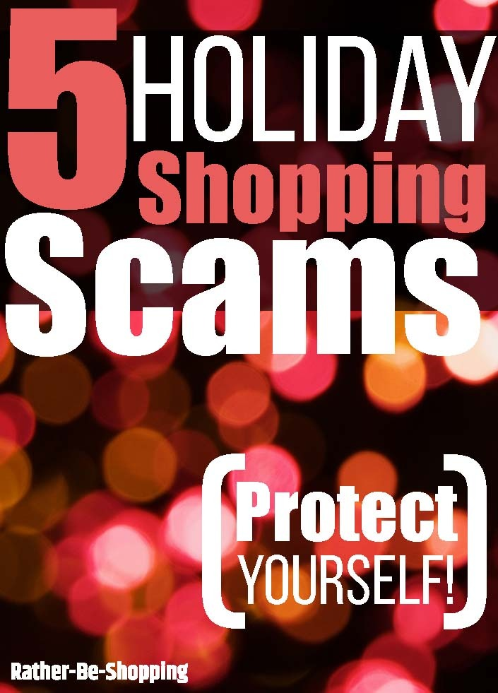 5 Online Holiday Shopping Scams You NEED To Be Aware Of