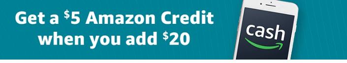 Amazon $5 Free Cash