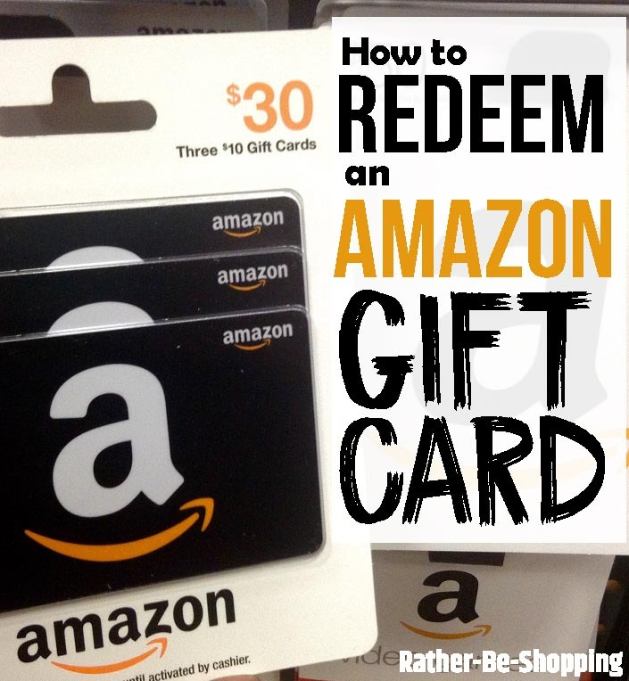 How to Use an Amazon Gift Card (PLUS a Hack For Those Small Balance Visa Gift Cards)