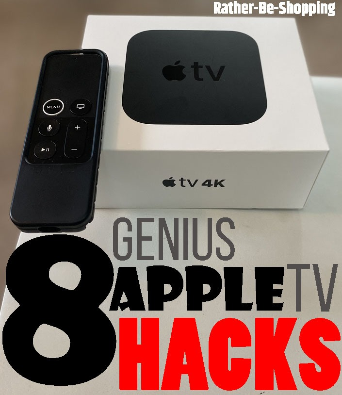 8 Genius Apple TV Hacks and Tricks You Gotta Use NOW
