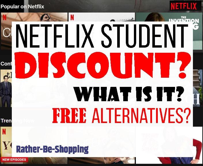 Does Netflix Offer a Student Discount? (Plus Free Netflix Alternatives)