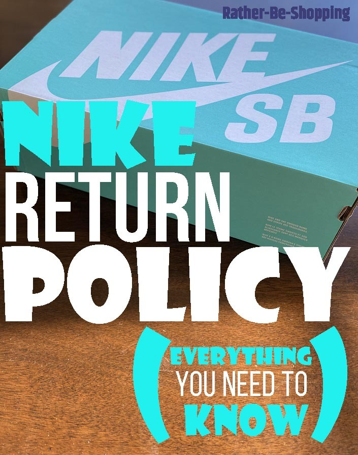 Nike Return Policy: Get Your Questions Answered and Your Money Back