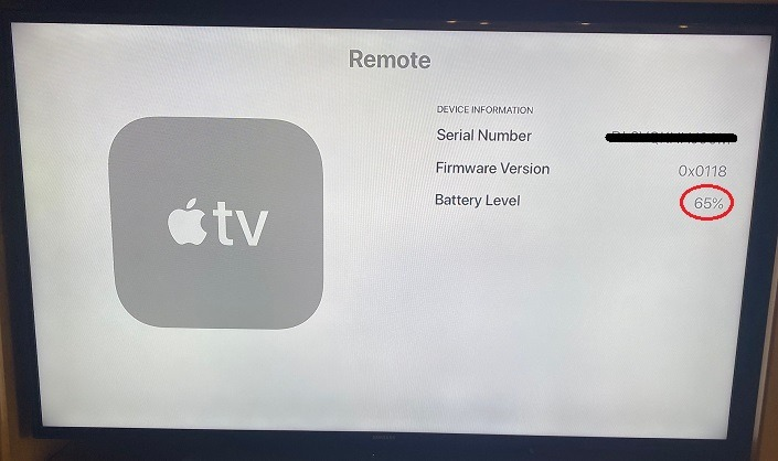 Know Exactly When to Charge Remote