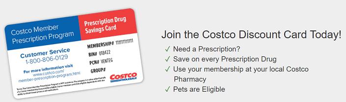 Costco Prescription Discount Program