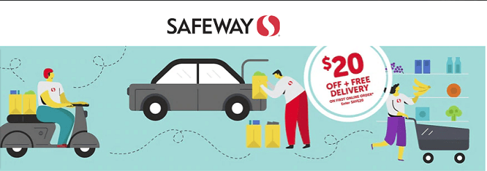 Safeway Pickup and Go
