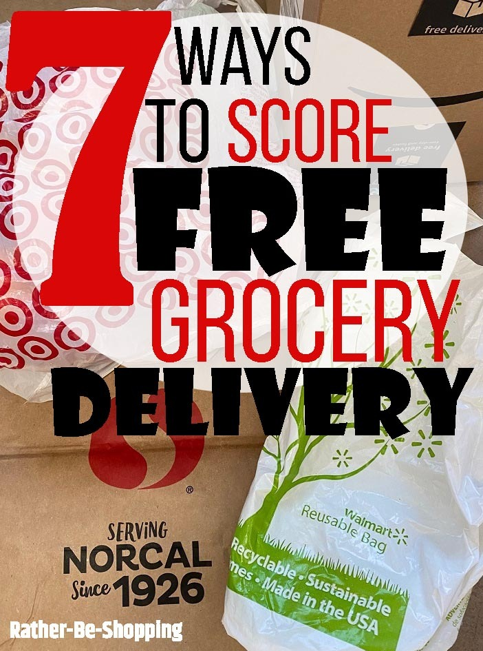 Want Groceries Delivered for Free? These 7 Delivery Promotions are a MUST