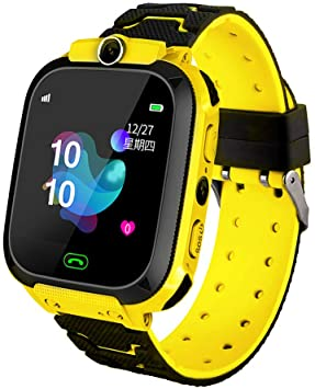 Kids SmartWatch Phone for iOS or Android