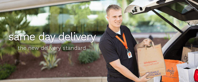 Deliv delivery jobs