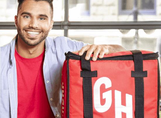 GrubHub Delivery job