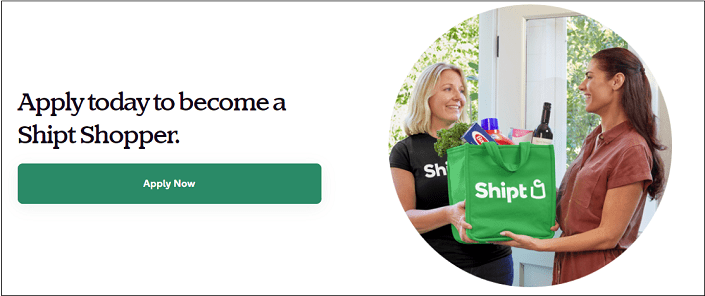 Shipt delivery jobs